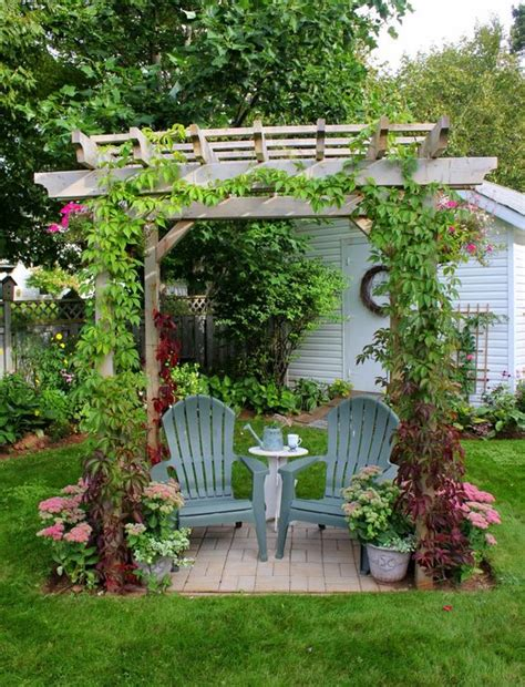 pergola for small backyard 50 awesome pergola design ideas renoguide