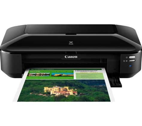 Printer Canon Ukuran A3 canon pixma ix6850 wireless a3 inkjet printer deals pc world