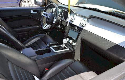 2006 Mustang Interior by Screaming Yellow 2006 Ford Mustang Gt Coupe