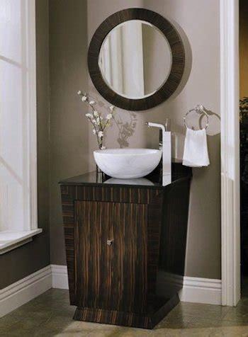 small bathroom vessel sink vanity ideas for a small bathroom bob vila