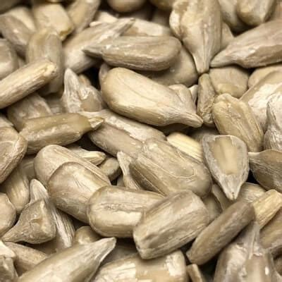 sunflower seeds no shell kernels raw sold per lb