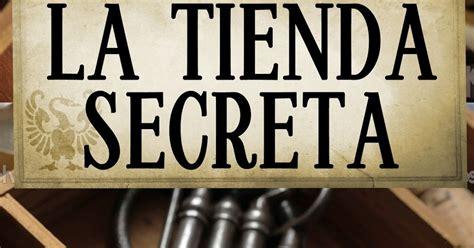 la tienda secreta 2 1533094101 eugenio prados escritor la tienda secreta ya a la venta