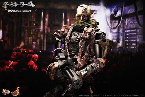 Toys Terminator Salvation T 600 Concept Version toys terminator t 600 concept version the toyark news
