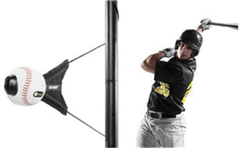 swing away batting trainer sklz hit a way baseball swing trainer ebay