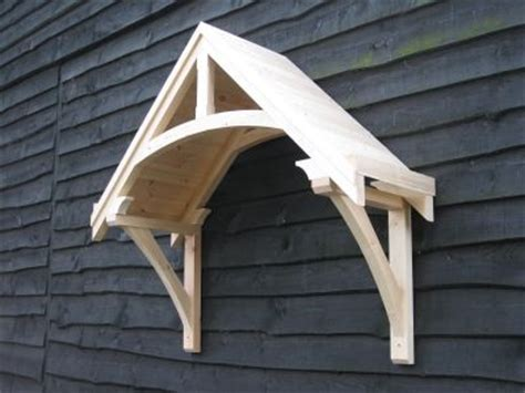 wooden awning kits 17 best ideas about door canopy on pinterest front door