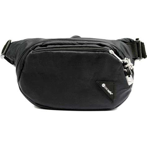 Pacsafe Vibe pacsafe vibe 100 anti theft hip pack black 60141100 b h