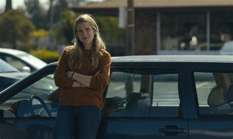 stevens review lily rabe  awkwardly brilliant