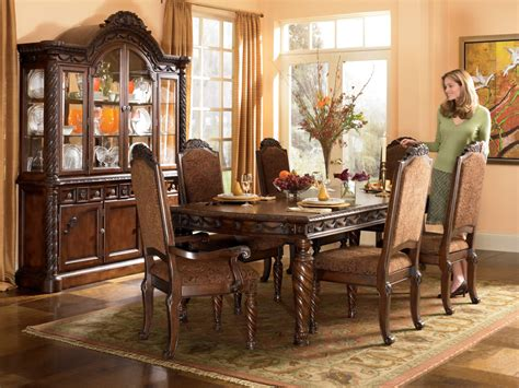 dining room settings shore rectangular dining room set ogle furniture