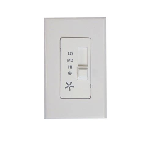 home depot fan switch universal 3 speed ceiling fan control 99110 the home depot