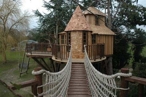 treehouse home plans growing up without getting old childhood tree house