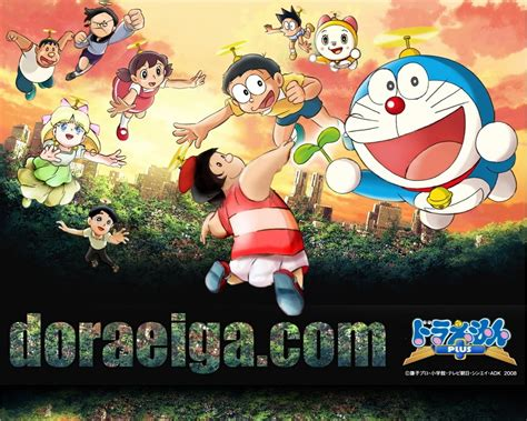 wallpaper anime doraemon doraemon wallpaper and background 1280x1024 id 503535