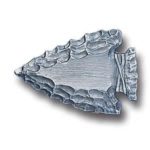 arrowhead plaque template arrowhead antiqued belt buckle