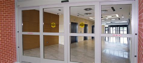 Stanley Automatic Doors by Blast Resistant Access Technologies