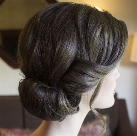 69 Vintage Inspired Updos For by Best 25 Hairstyles Ideas On Easy