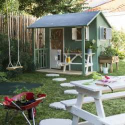 maisonnette en bois resto castorama playhouse