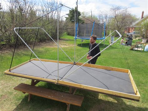 how to build a tent diy tent cers can build tiny trailer pin tierra este