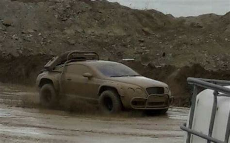 this bentley continental gt roader is either or