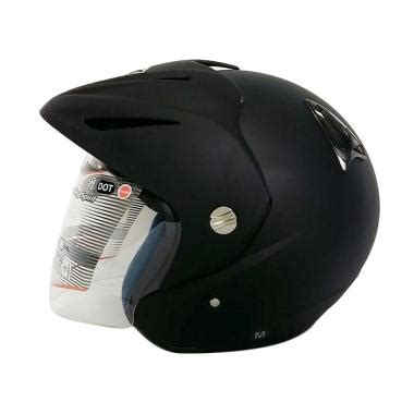 Helm Ink T1 Original Black Doff helm ink jual helm ink duke centro harga murah blibli