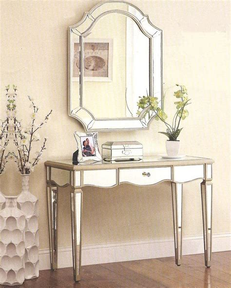 7 best images about Mirrored Vanity Tables on Pinterest