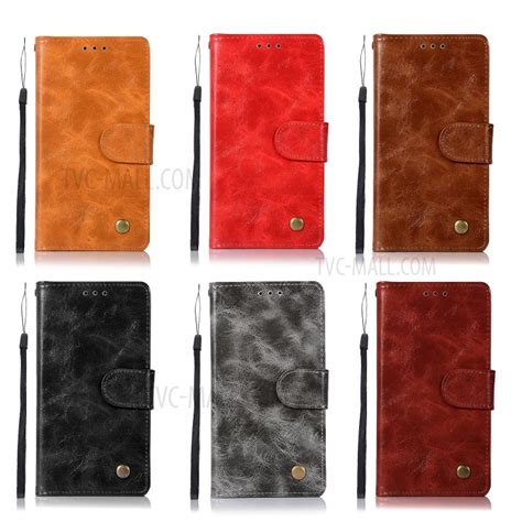 Premium Leather Black Softcase Waterproof Xiaomi Redmi 4x Diskon premium vintage pu leather wallet stand for xiaomi redmi note 4 4x black tvc mall