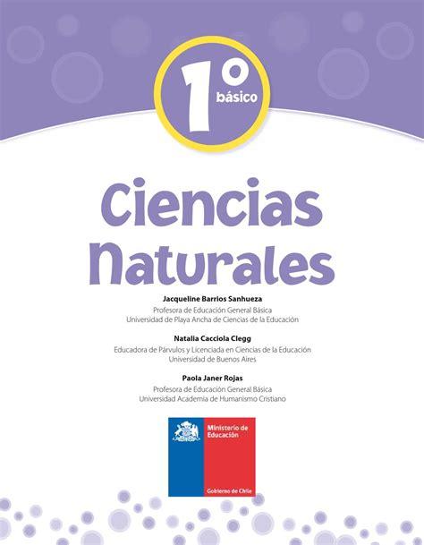 libro de ciencias naturales 5 ao 2016 ciencias naturales 1 176 b 225 sico by san juan don bosco issuu
