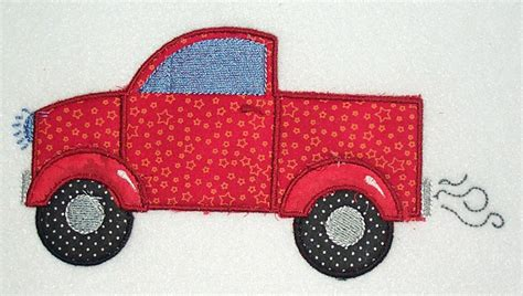 Dump Truck Applique Dump Truck by Applique Patterns Of Cake Ideas And Designs