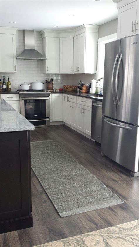 wood flooring kitchen design ideas photos inspiration best 25 grey laminate flooring ideas on pinterest
