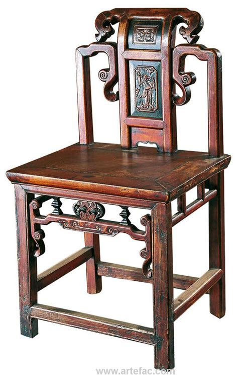 Br 20910a antique chinese chair