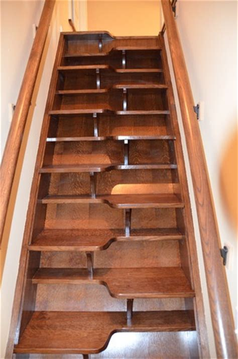 Ladders For Decorating Stairs by 72 Best Images About Attic Stairs On
