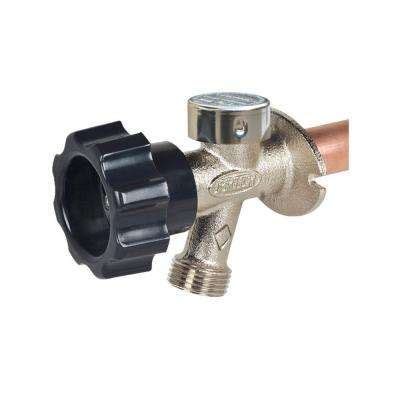 Outdoor Faucet Parts by Hose Bibbs Valves Plumbing The Home Depot