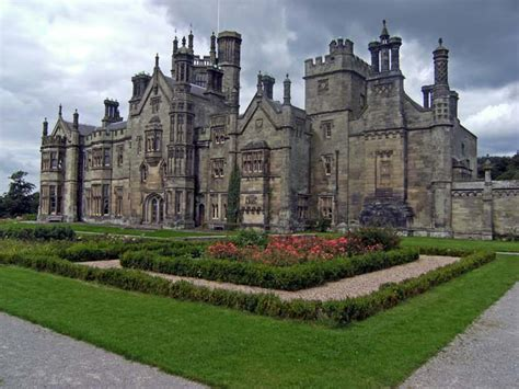 Gothic Floor Plans by Margam Castle Wikipedia