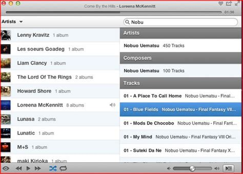ordinare libreria itunes alternative a itunes per windows e mac