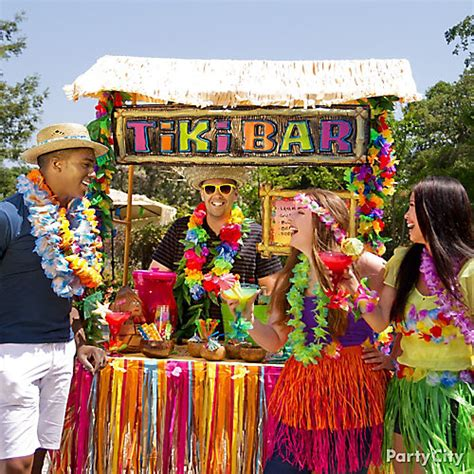 party themes luau luau tiki bar idea totally tiki luau party ideas luau
