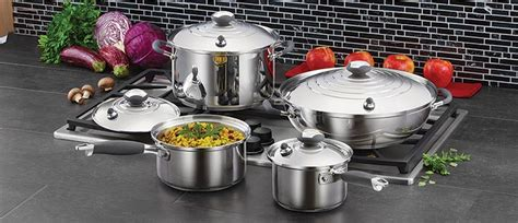 kitchen charm cookware sets