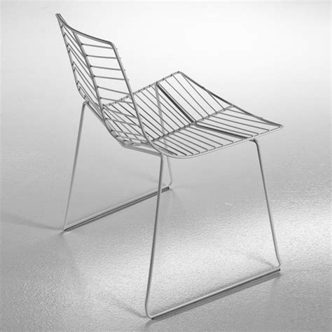 grauer stuhl leaf chair arper shop
