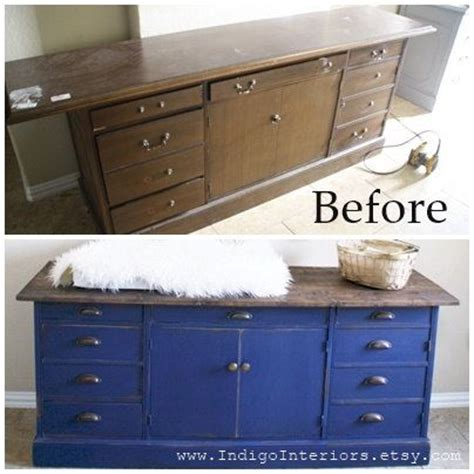 navy blue console cabinet farmhouse style navy blue distressed dresser buffet