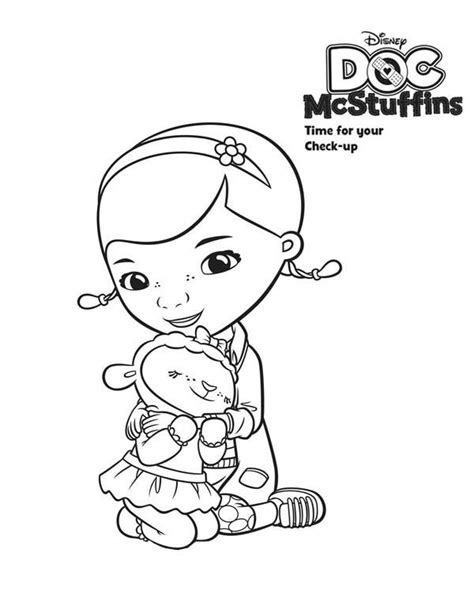 doc mcstuffins thanksgiving coloring pages 17 best images about coloring pages on pinterest