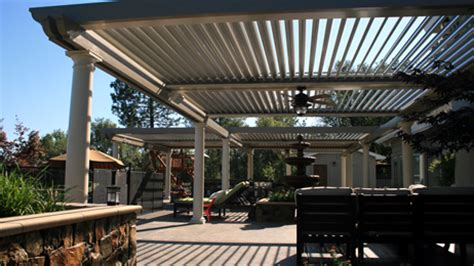 Patio Louvres by Apollo Opening Roof Systems