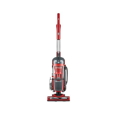 dirt lift and go bagless upright vacuum cleaner
