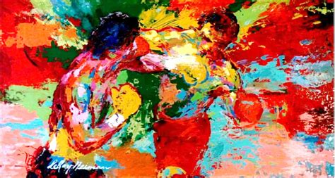 wallpaper vs paint quotes by leroy neiman like success