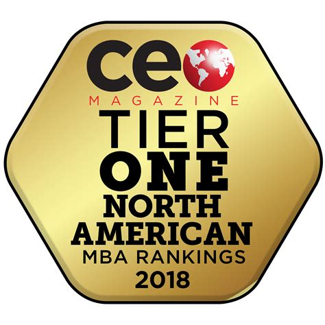American Mba by Rankings And Recognitions Grossman School Of Business