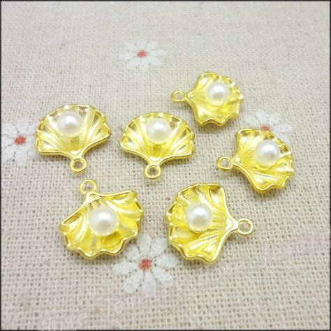 where can i buy to make jewelry aliexpress buy wholesale 70pcs gold plated seashells