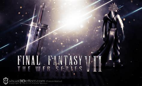 film final fantasy vii final fantasy vii the movie by visual3deffect on deviantart