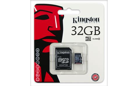 Micro Sd Kingston kingston class 4 microsdhc 32gb 32g microsd micro sdhc tf
