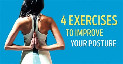 10 simple exercises to strengthen your creative books four simple exercises to improve your posture