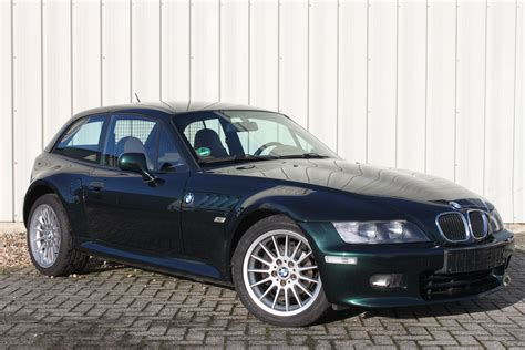 occasion bmw z3 28i coupe coupe benzine 2000 groen