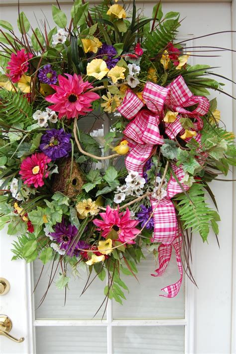1110 best spring and summer wreaths images on pinterest spring 17 best images about spring wreaths on pinterest summer