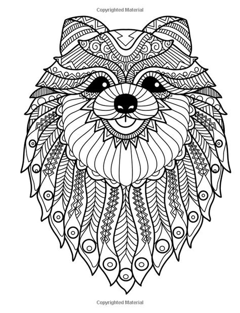 coloring pages for adults dogs doodle dogs coloring books for grownups featuring over 30