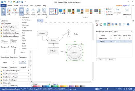 uml diagram maker edraw uml diagram maker 8 4