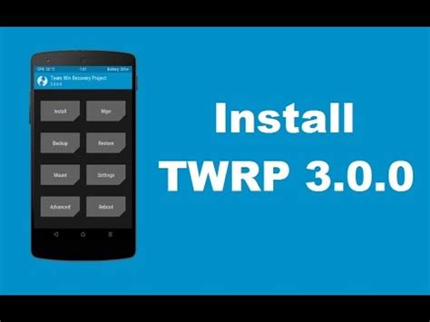 Install Themes On Redmi 1s | how to install twrp 3 0 0 on redmi 1s youtube